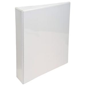 Exacompta 51826WODSE classeur personnalisable 2 anneaux D 25mm dos 47mm A4 blanc