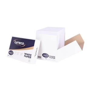Lyreco Premium papier blanc A4 80g - boite de 2500 feuilles