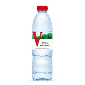 Vittel eau non pétillante bouteille 0,5 l - paquet de 24