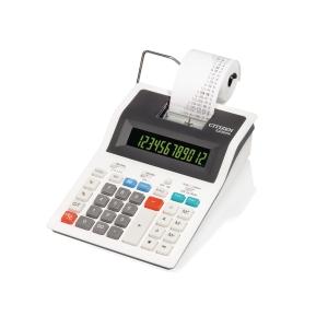 Citizen 520DPA calculatrice thermique impression noir vitesse 10 - 12 chiffres