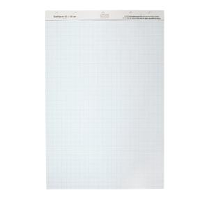 Feuilles de conférence Lyreco Budget 40 pages de 60g 65x100cm - le paquet de 5