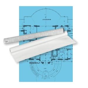 Dacapo papier pour dessin 0,33m 50g - rouleau de 50 mètres