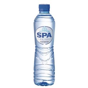 Spa eau non pétillante bouteille 0,5 l - paquet de 24