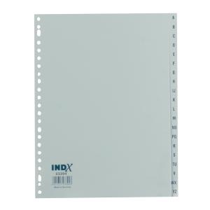 IndX intercalaires extra larges alphabétiques PP 23 trous