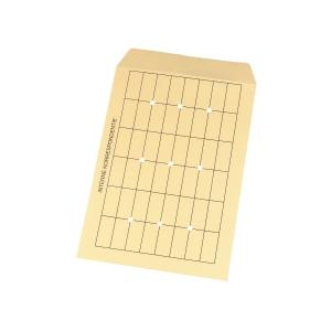 Pochettes pour courrier interne 262x371mm 120g crème - boite de 50