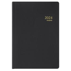 Brepols Armada 931 agenda de poche couverture Seta noire