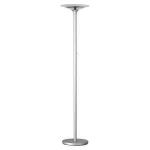 Unilux Variaglass lampadaire en métal gris