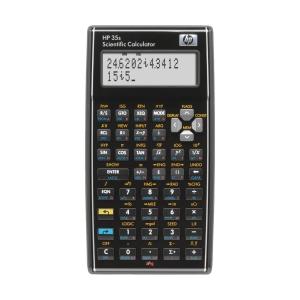HP 35S calculatrice scientifique - 2 lignesx14 caractères