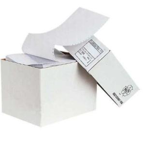 Papier listing 365x11 60 grammes - boîte de 2000