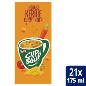 Cup-a-soup sachets soupe curry - boîte de 21