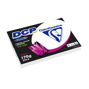 Clairefontaine DCP papier blanc imprimante laser couleur A4 170g - ram.250 flls