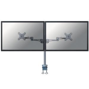 Newstar FPMA-D935 bras support pour 2 écrans plats - argente
