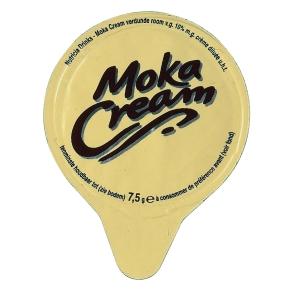 Moka Cream coupelle de lait 7,5g accessoires pour café et thé - boîte de 240