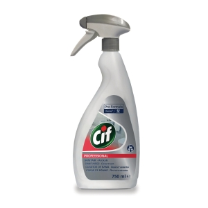 Cif nettoyant sanitaire 2-en-1 750 ml