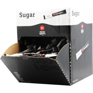 Douwe Egberts sucre en bâtonnets 4g accessoires pour café et thé - boîte de 500