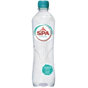 Spa Finesse eau légèrement pétillante bouteille 50cl - paquet de 24