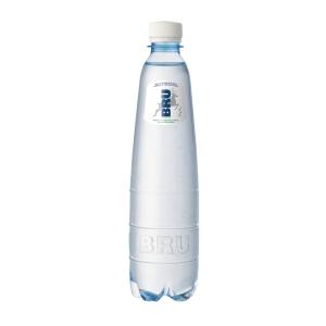 Bru eau légèrement pétillante bouteille 50cl - paquet de 24
