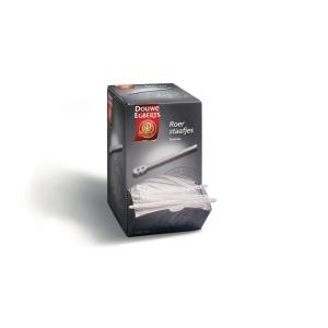 Douwe Egberts mélangeurs en plastique - paquet de 2000