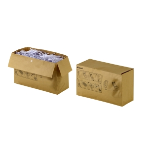 Rexel K50 sacs collecteurs destructeur de papier Auto+500X/M-80L- paquet de 50