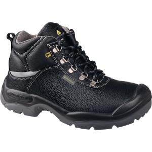 Delta Plus Sault ESD S3 chaussures de sécurité noir - taille 44 - la paire