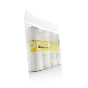 Satino papier de toilette premium 2-plis 200 feuilles - paquet de 96