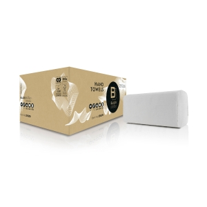 Satino Black essuie-mains 2-plis - paquet de 3200