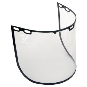 Delta Plus VISOCORPC visière polycarbonate - le paquet de 2