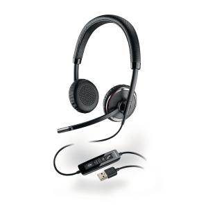 Micro-casque à micro PC Plantronics Blackwire 520 USB