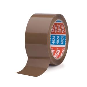 Tesa 4024 PP ruban adhésif 50 mm x 100 m brun - paquet de 6