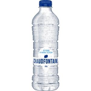 Chaudfontaine eau non pétillante bouteille 0,5 l - paquet de 24
