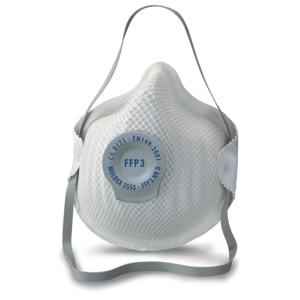 Moldex Classic 2555 masque anti-poussière FFP3 avec Ventex valve - bte de 20 pcs