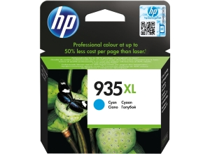 HP C2P24AE inkjet cartridge nr.935XL blue High Capacity [825 pages]