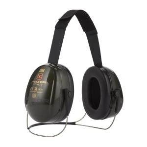 3M Peltor Optime II attaches 31 dB noir