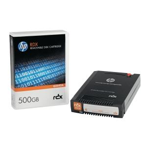 HP Q2042A cassette de données: Boîtier de disque amovible 500GB
