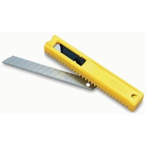 Cutter professionnel Stanley - lames 18 mm - le paquet de 10