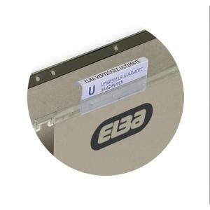 Feuilles de lecture pour dossiers suspendus Elba Vertic 5,8cm - paquet de 10