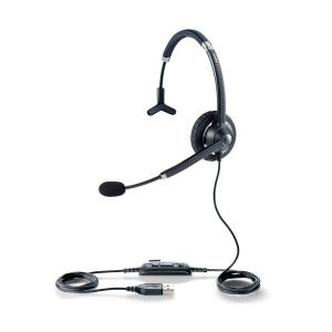 Jabra UC Voice 750 micro-casque filiare USB monaural