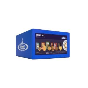 Hoppe Bonte mix 6 varietés - boîte de 150