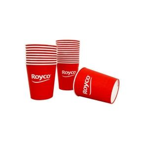 Royco gobelets 200ml - paquet de 100