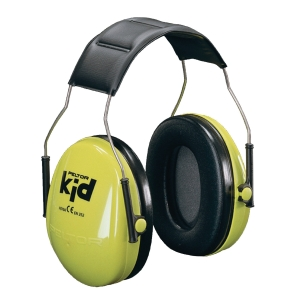 3m Peltor Kid casque verte