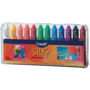 Creall Silky 3-en-1 - le paquet de 12