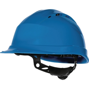 Deltaplus Quartz IV Up casque de sécurité 8 points en PP bleu