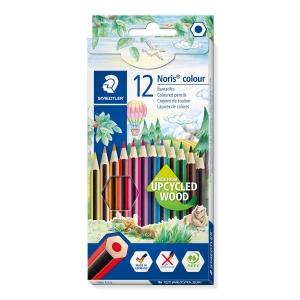 Staedtler Noris crayons couleur - le paquet de 12