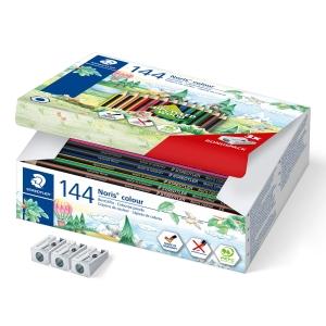 Staedtler Noris crayons couleur - le paquet de 144