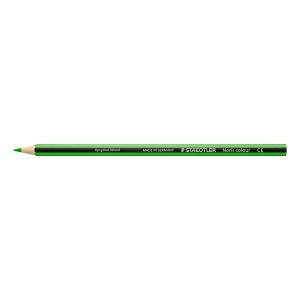 Staedtler Noris crayons couleur - vert clair  - le paquet de 12