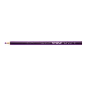 Staedtler Noris crayons couleur - purpre  - le paquet de 12