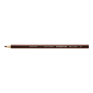 Staedtler Noris crayons couleur - brun  - le paquet de 12