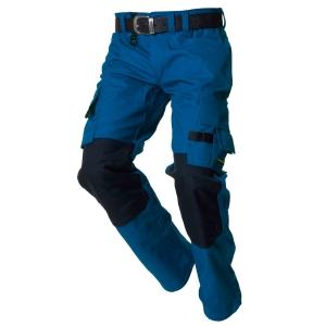 Pantalon de travail Tricorp TWC2000, bleu/bleu marine, taille 54, la pièce