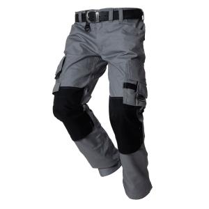 Pantalon de travail Tricorp TWC2000, gris/noir, taille 54, la pièce