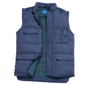 Portwest S414 body warmer bleu marine - taille M